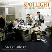 Spotlight (OST) - Howard Shore