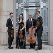 Sibelius: Schubert Quartets - Ehnes Quartet