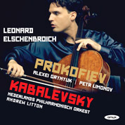 Prokofiev Cello Sonata - Leonard Elschenbroich
