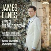 Vivaldi: Four Season - James Ehnes & Sydney Symphony Orchestra
