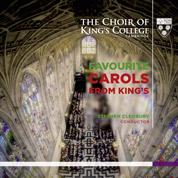 Favourite Carols - Choir of King's College Cambridge