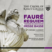 Faure: Requiem - Choir of King's College Cambridge & Finley