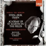 Villa Lobos Guitar Concerto - Stein Erik Olsen & Norwegian Chamber Orchestra