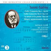Saint Saens Cello Concerto - Natalie Clein & BBC SSO & Manze