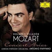 Mozart Concert Arias - Rolando Villazon & Antonio Pappano