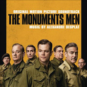The Monuments Men (Original Soundtrack) - Alexandre Desplat