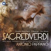Sacred Verdi - Antonio Pappano