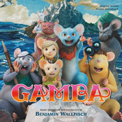 Gamba (Original Soundtrack) - Ben Wallfisch