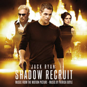 Shadow Recruit (Original Soundtrack) - Patrick Doyle