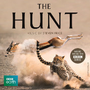 The Hunt, BBC natural history series - Steven Price