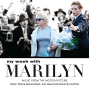 My Week With Marilyn - Conrad Pope + Alexandre Desplat