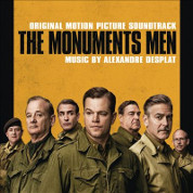 The Monuments Men - Alexandre Desplat