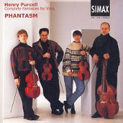 Purcell: Complete Fantasies for Viols - Phantasm