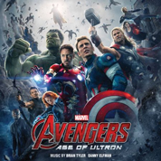 Avengers: Age Of Ultron - Brian Tyler & Danny Elfman