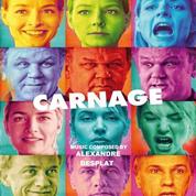 Carnage (OST) - Alexandre Desplat