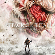 Attack on Titan Part 1 and 2 - Shiro Sagisu