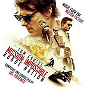 Mission Impossible 5 - Joe Kraemer