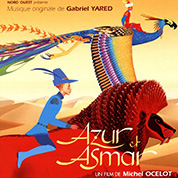 Azur and Asmar - Gabriel Yared