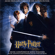 Harry Potter and the Chamber of Secrets [Original Motion Picture Soundtrack] - John Williams