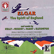 Elgar: The Spirit of England - BBC Symphony Orchestra / David Lloyd-Jones