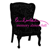 Memory Almost Full - Paul McCartney