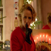 M&S Christmas advert -  Rachel Portman