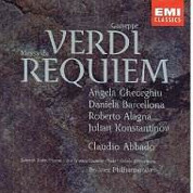 Requiem, Live Recording in Berlin 2001 - Verdi