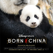 Born in China - Barnaby Taylor