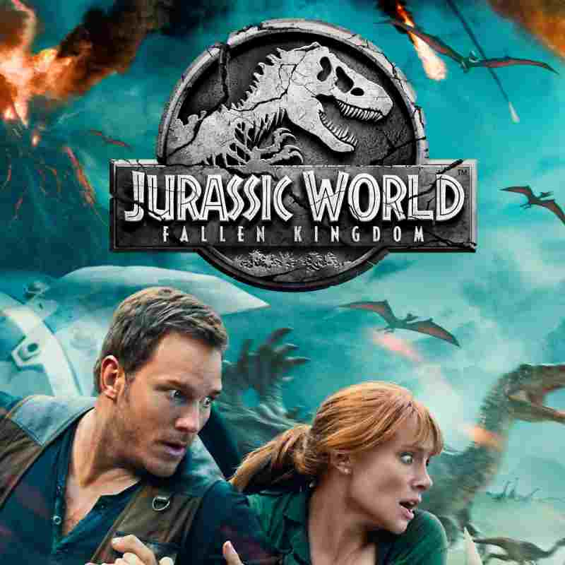 Jurassic World: Fallen Kingdom -