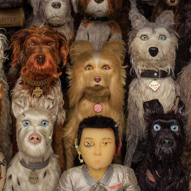 Isle of Dogs - Alexandre Desplat
