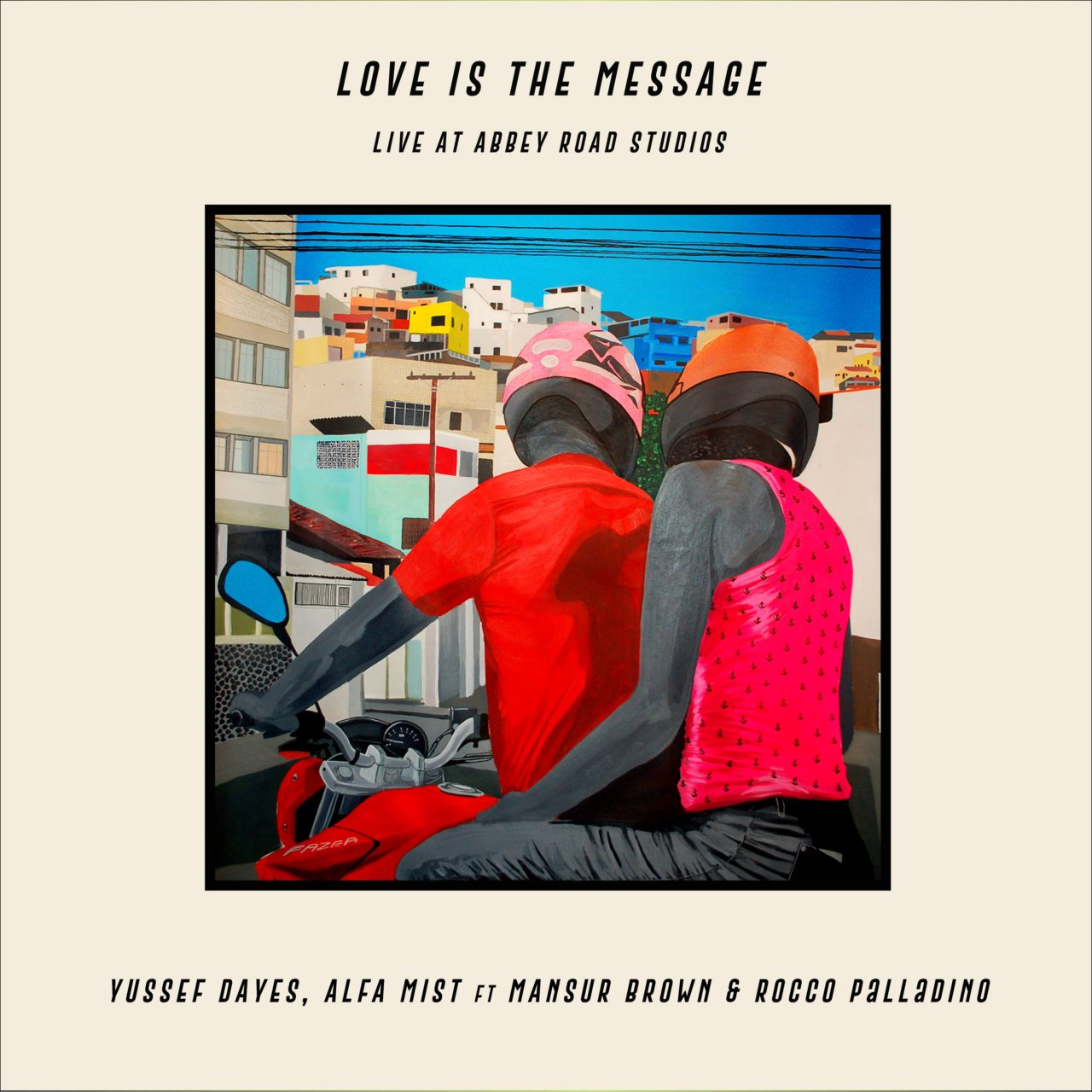 Love Is The Message (Live At Abbey Road Studios) - Yussef Dayes