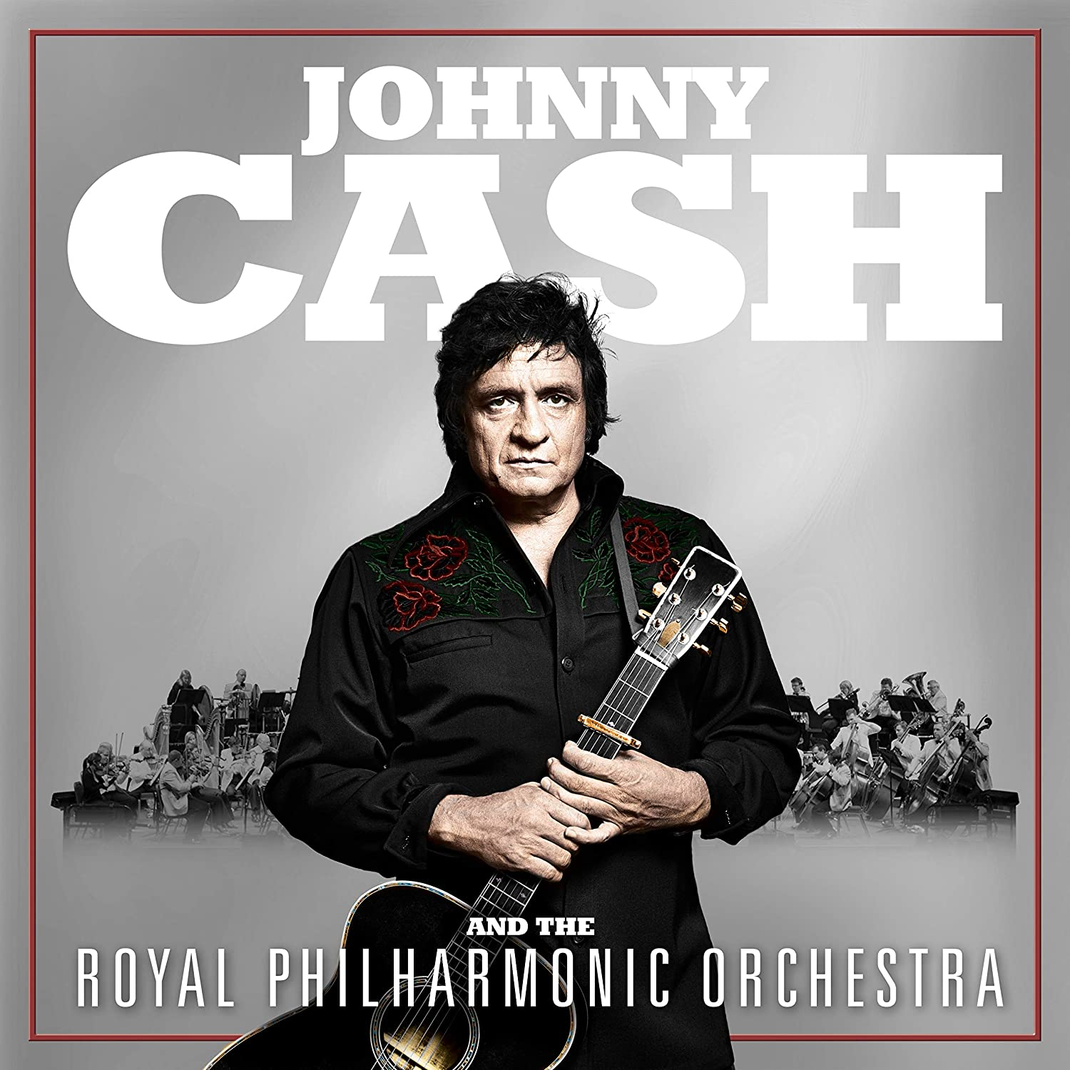 Johnny Cash & The Royal Philharmonic Orchestra  - Johnny Cash & The Royal Philharmonic Orchestra