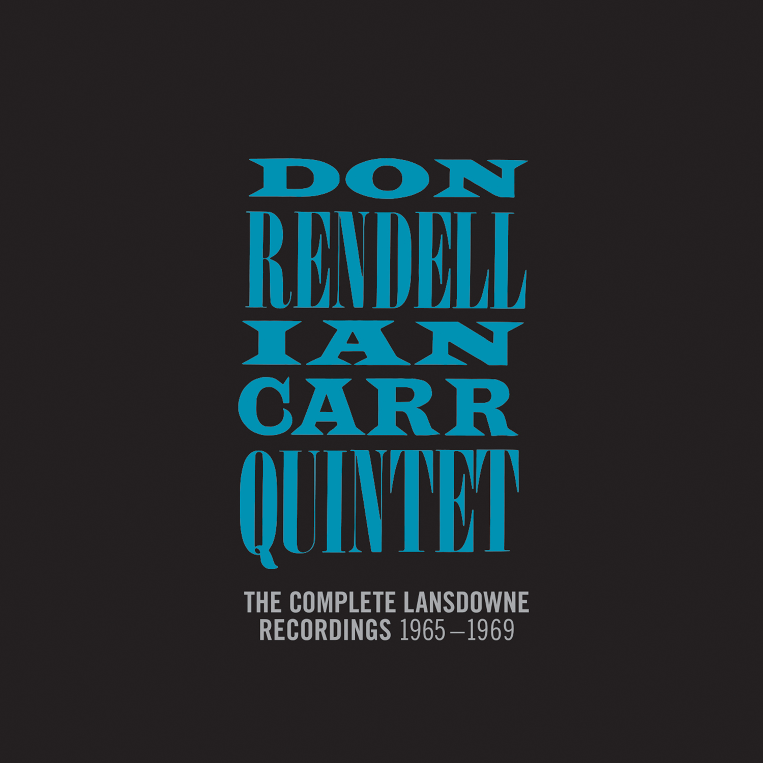 Various LP Remasters Jazzman Records - Don Rendall and Ian Carr Quintet