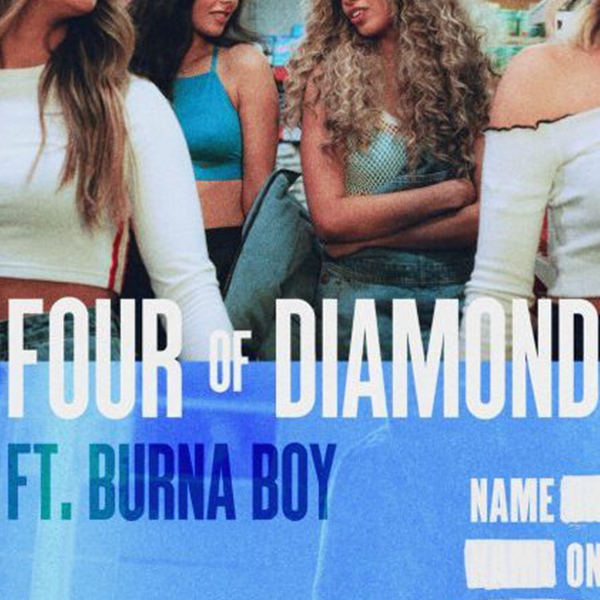 Name On It - Four Of Diamonds