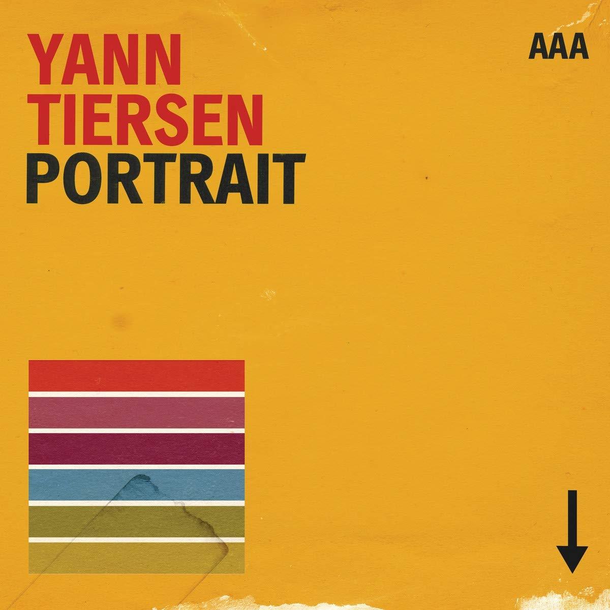 Portrait - Yann Tiersen