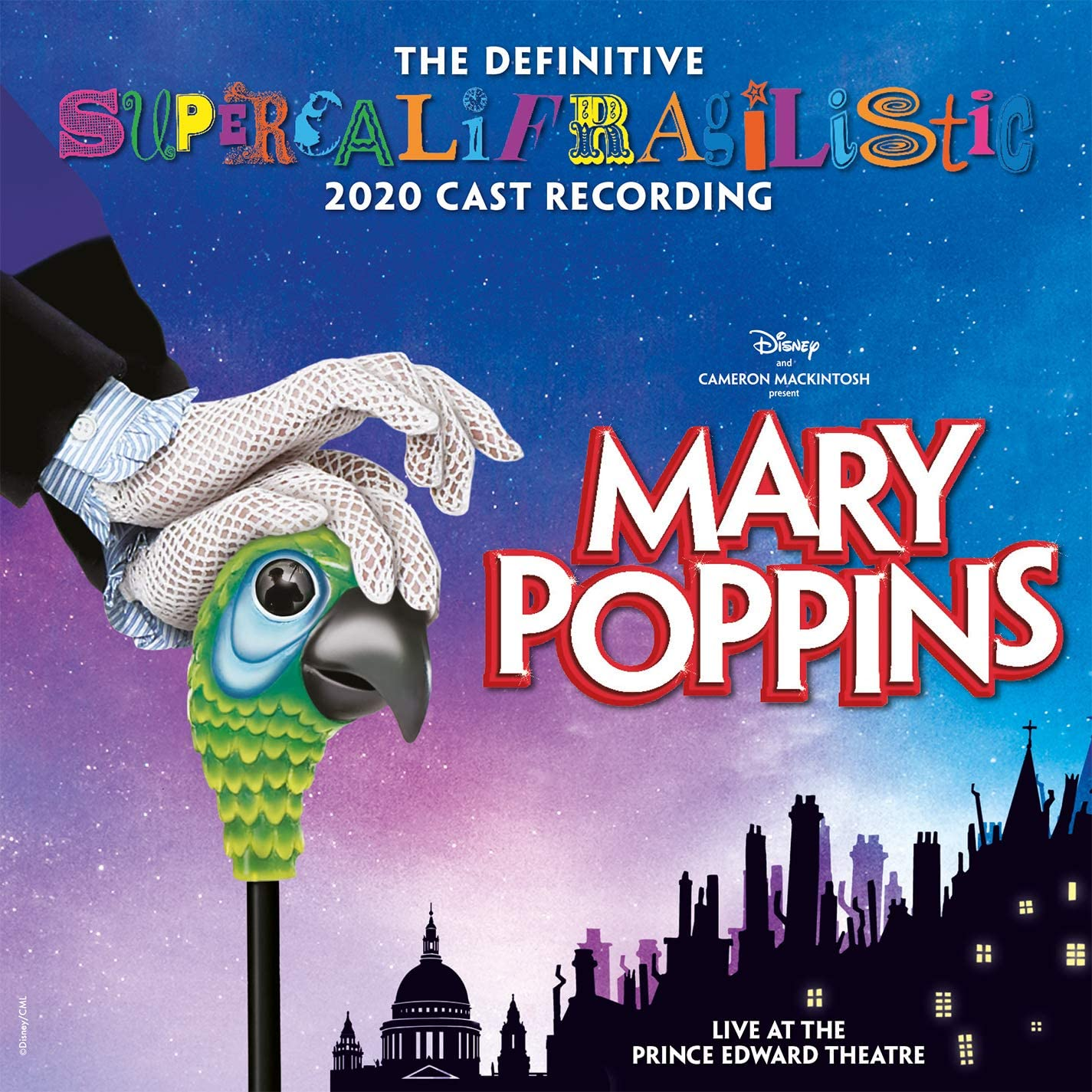 Mary Poppins - 2020 Cast Recording