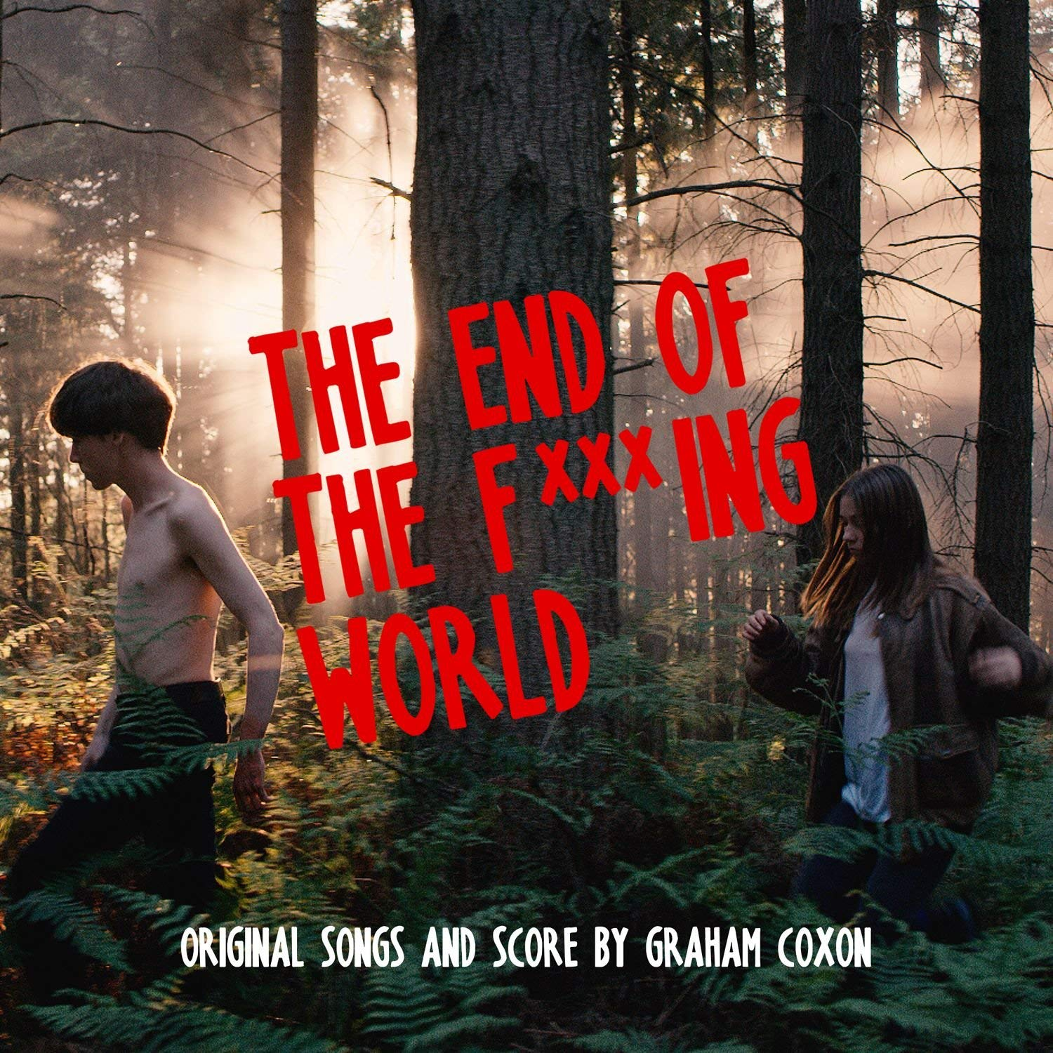 The End Of The F***ing World Season Two - Graham Coxon