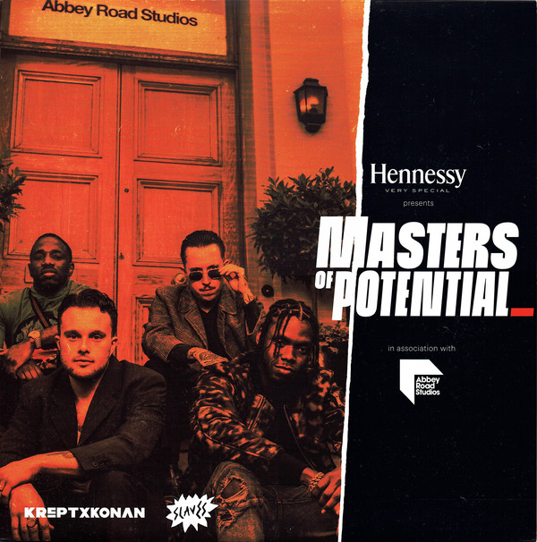 Hennessy's Masters Of Potential - Live To Vinyl - Krept & Konan x Slaves