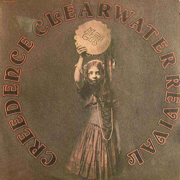 Mardi Gras - Creedence Clearwater Revival