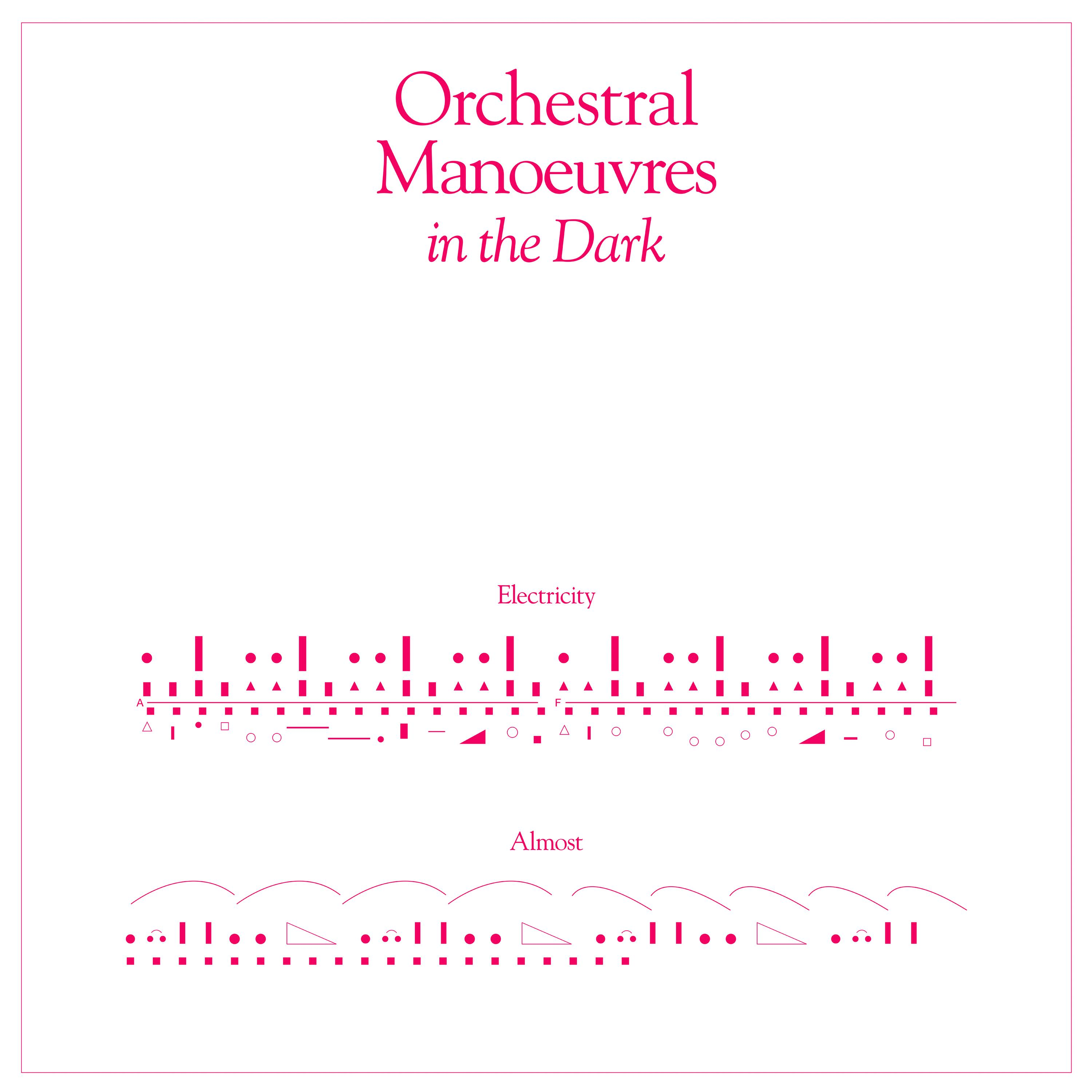 Electricity - Orchestral Manoeuvres In The Dark