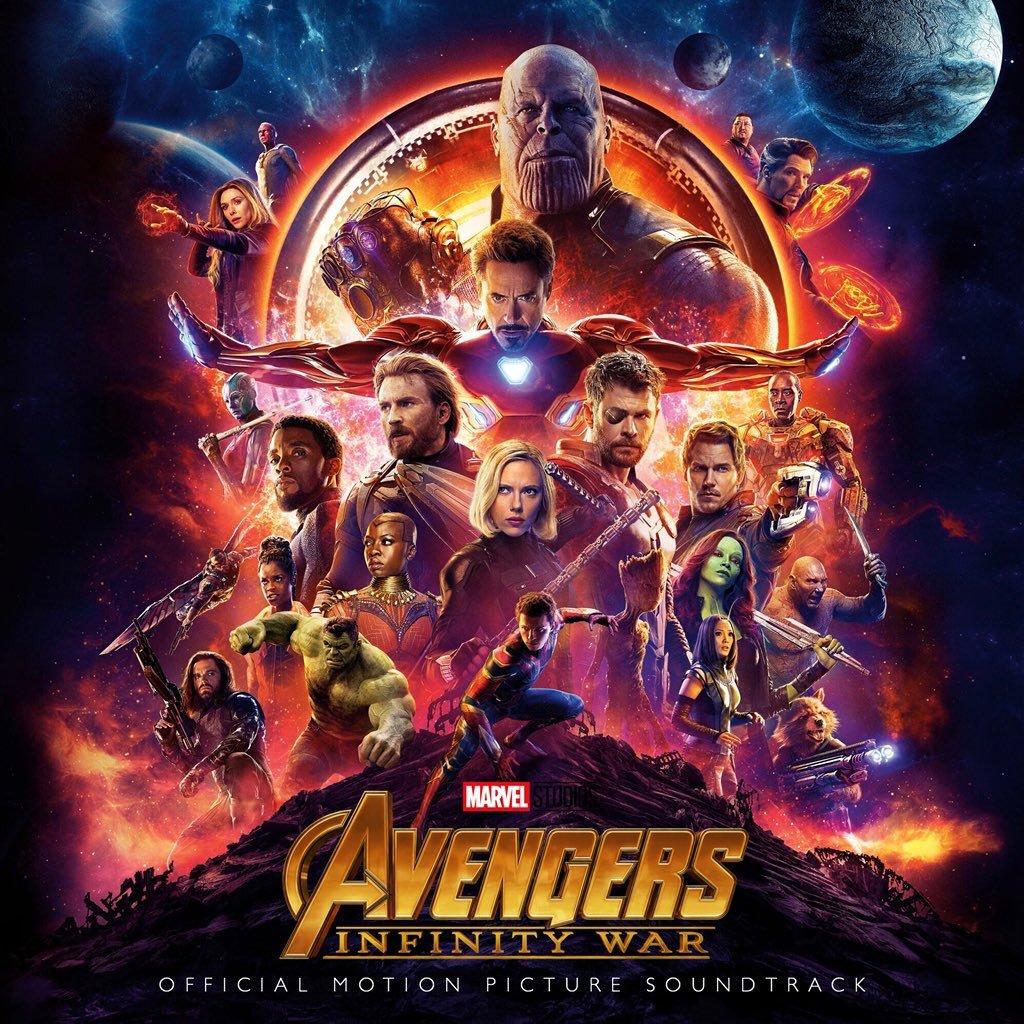 Avengers: Infinity War - Alan Silvestri