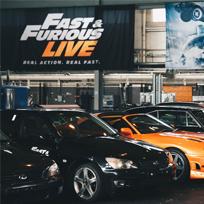 Fast & Furious Live - James Brett