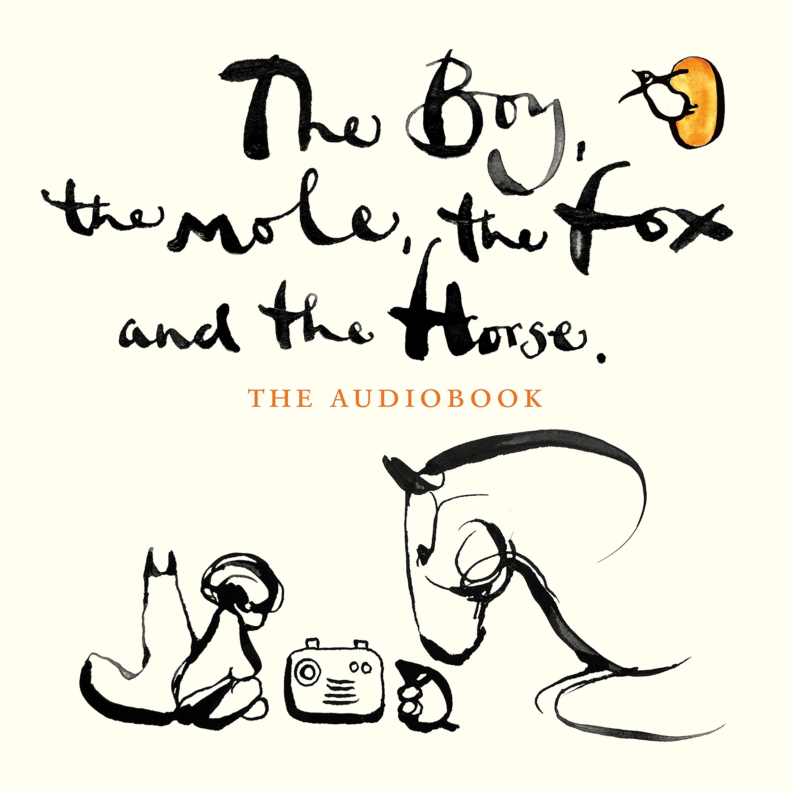 The Boy, The Mole, The Fox & The Horse (Vinyl Audiobook) - Charlie Mackesey