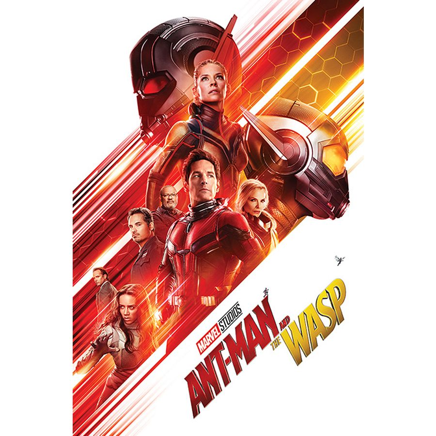 Ant Man and the Wasp  - Christophe Beck