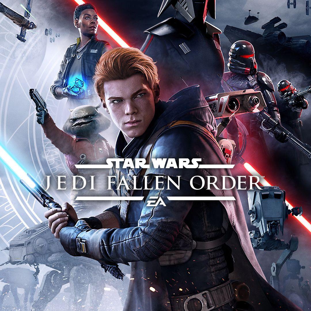 Star Wars Jedi: Fallen Order - Gordy Habb, Stephen Barton