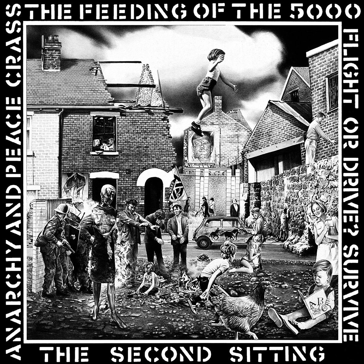 The Feeding Of The Five Thousand - Crass