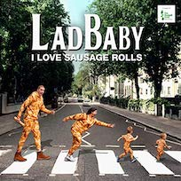 I Love Sausage Rolls - Ladbaby