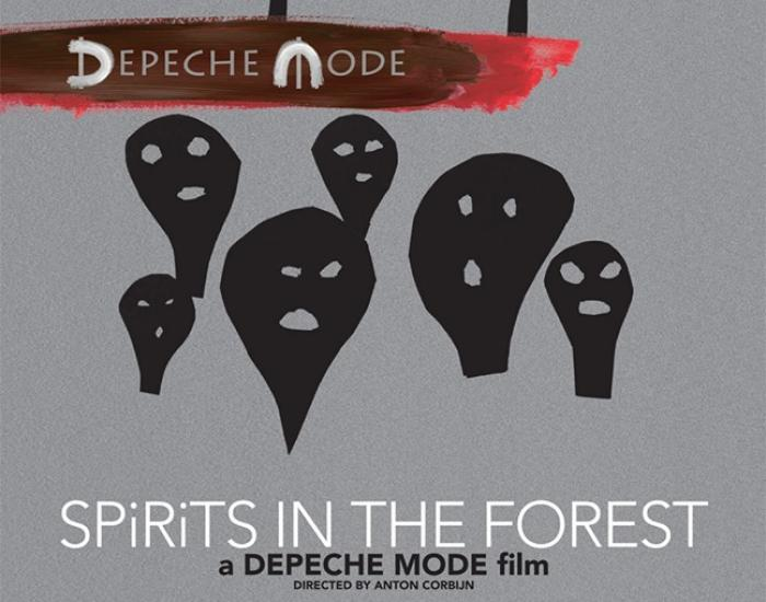 Spirits in the Forest - Live In Berlin  - Depeche Mode