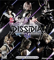 Dissidia Final Fantasy NT  - Takeharu Ishimoto