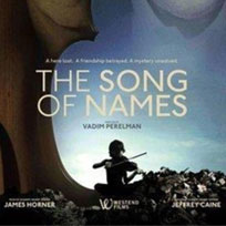 The Song Of Names (Original Soundtrack) - Howard Shore